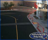 Elk Grove Asphalt Parking Lots