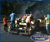 Asphalt Paving Contractor Highway 50