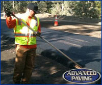 Placerville Asphalt Parking Lots