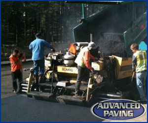 Asphalt Paving Contractor Lake Tahoe